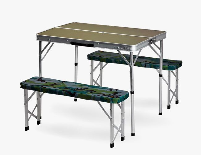 Carhartt Quietly Released a Super Lightweight Outdoor Camping Table