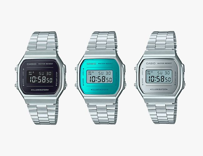 Get Your Nostalgia Fix with These Cheap and Stylish Digital Watches