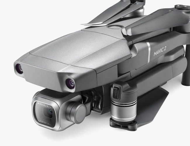 First Look: The DJI Mavic 2 Pro Blurs the Line Between Drone and DSLR