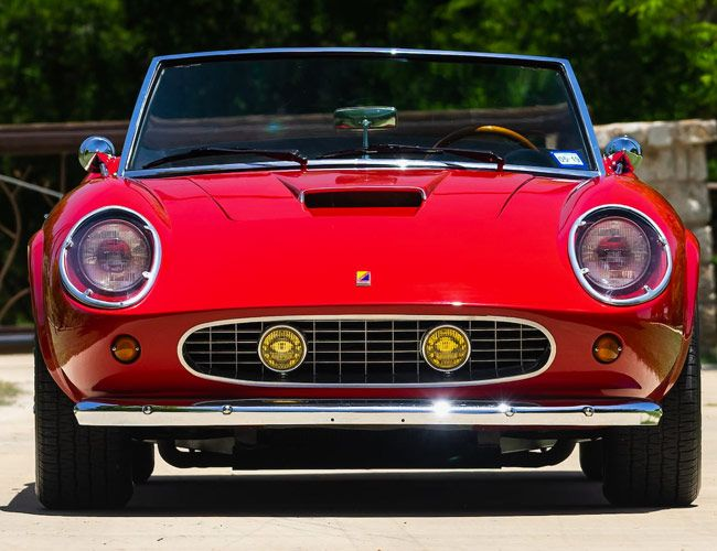 The 'Ferrari' from 'Ferris Bueller's Day off' Is up for Grabs
