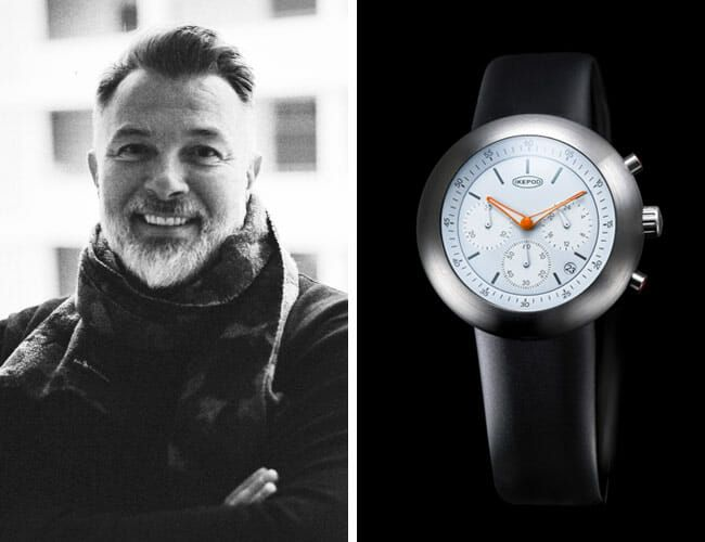 6 Questions With the Designer Helping to Bring Back a Cult-Favorite Watch Brand