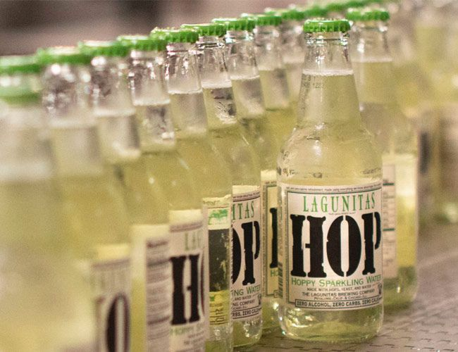 One of America's Best Breweries Made Hop-Infused Water for IPA Obsessives