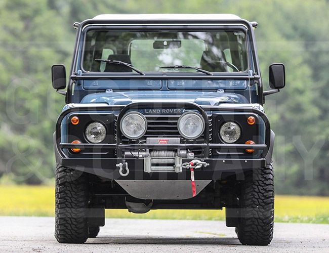 This Might Be the Most Perfect Land Rover Defender Ever (and You Can Buy It)
