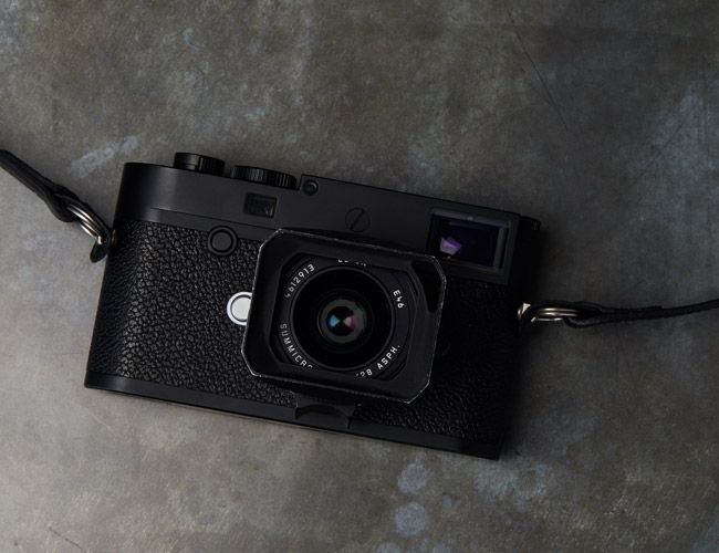 Leica's Newest M Goes Undercover, Drops The Dot