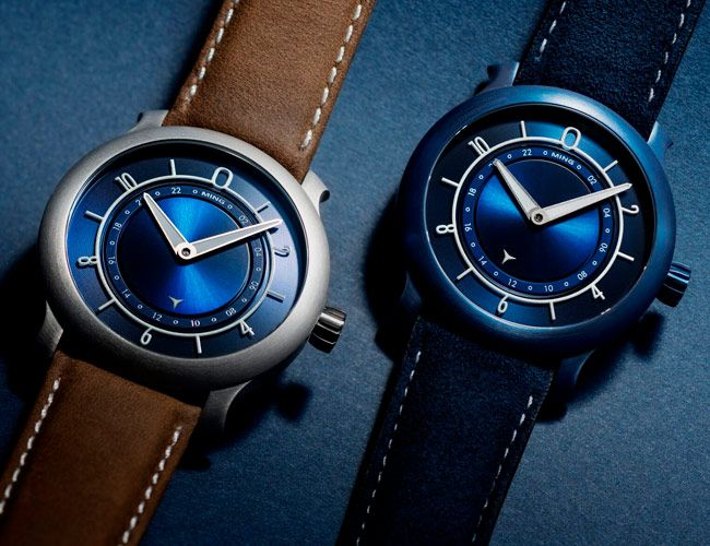 These Accessible GMT Watches Are Very Cool and Very Blue