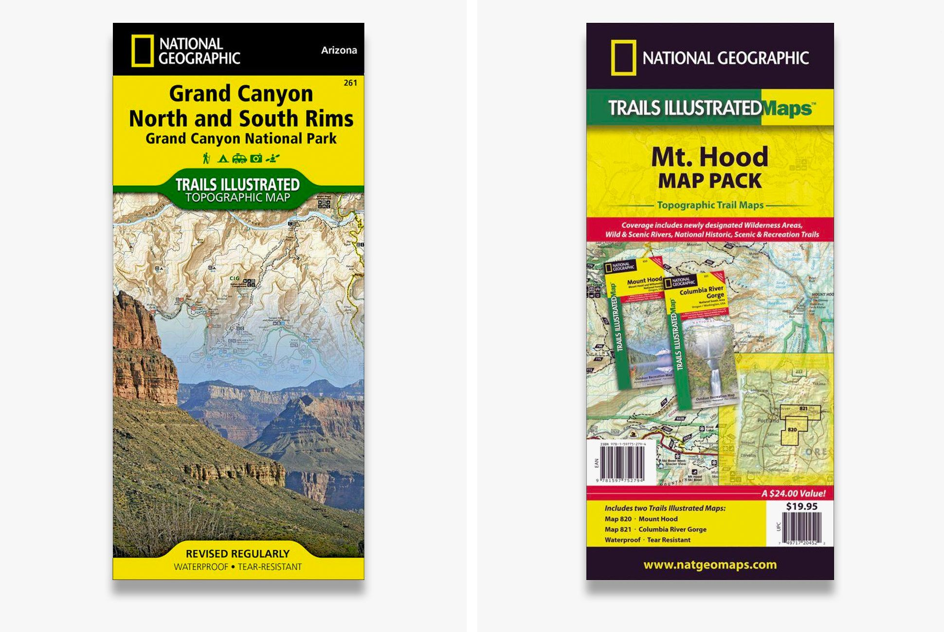 Maps for Tons of Hiking Trails in the US Are on Sale • Gear ...