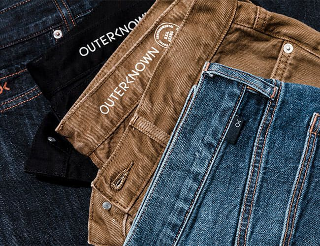 Outerknown's New Sustainable Jeans Are the Best on the Market