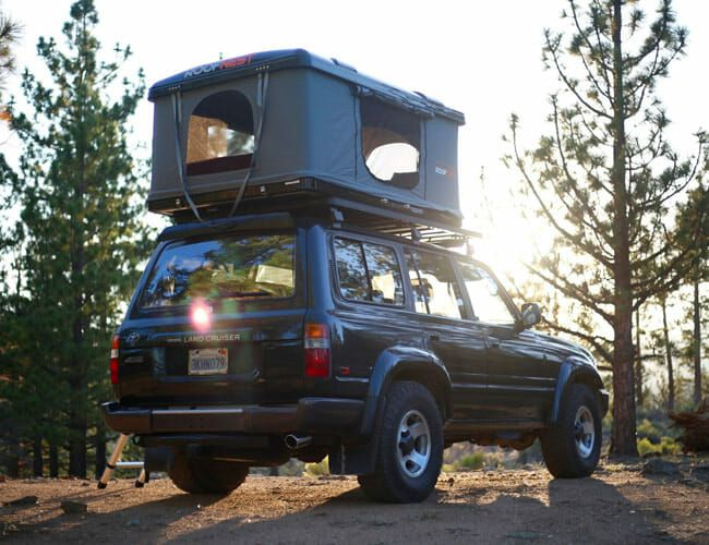 The Hard Shell Rooftop Tent Explorers Want — At a Steep Discount