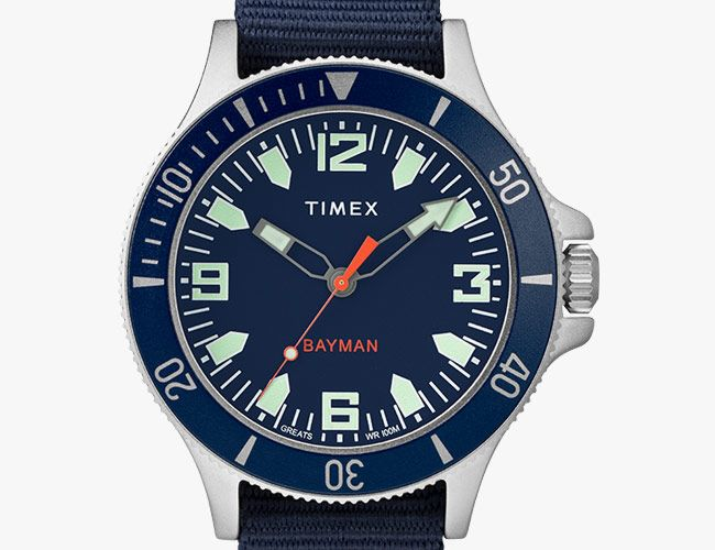 This Diver-Inspired Collab From Timex Is Highly Affordable