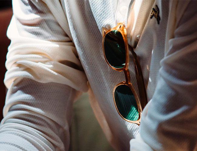 Tracksmith's New Running Sunglasses Combine Performance and Aesthetics
