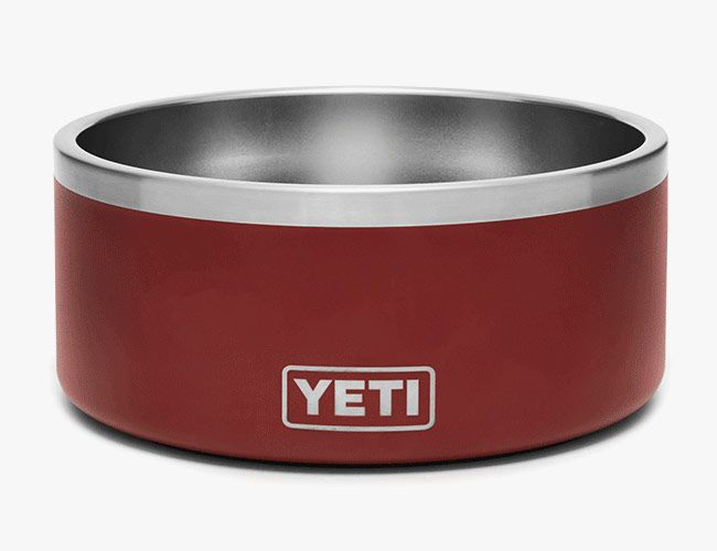 Did Yeti Just Make the Toughest Dog Bowl Ever?