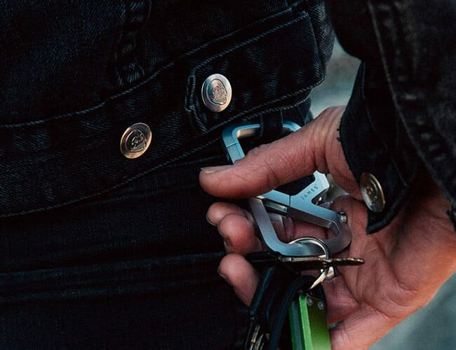 Leave It to a Pocket Knife Company to Make the Carabiner Cool
