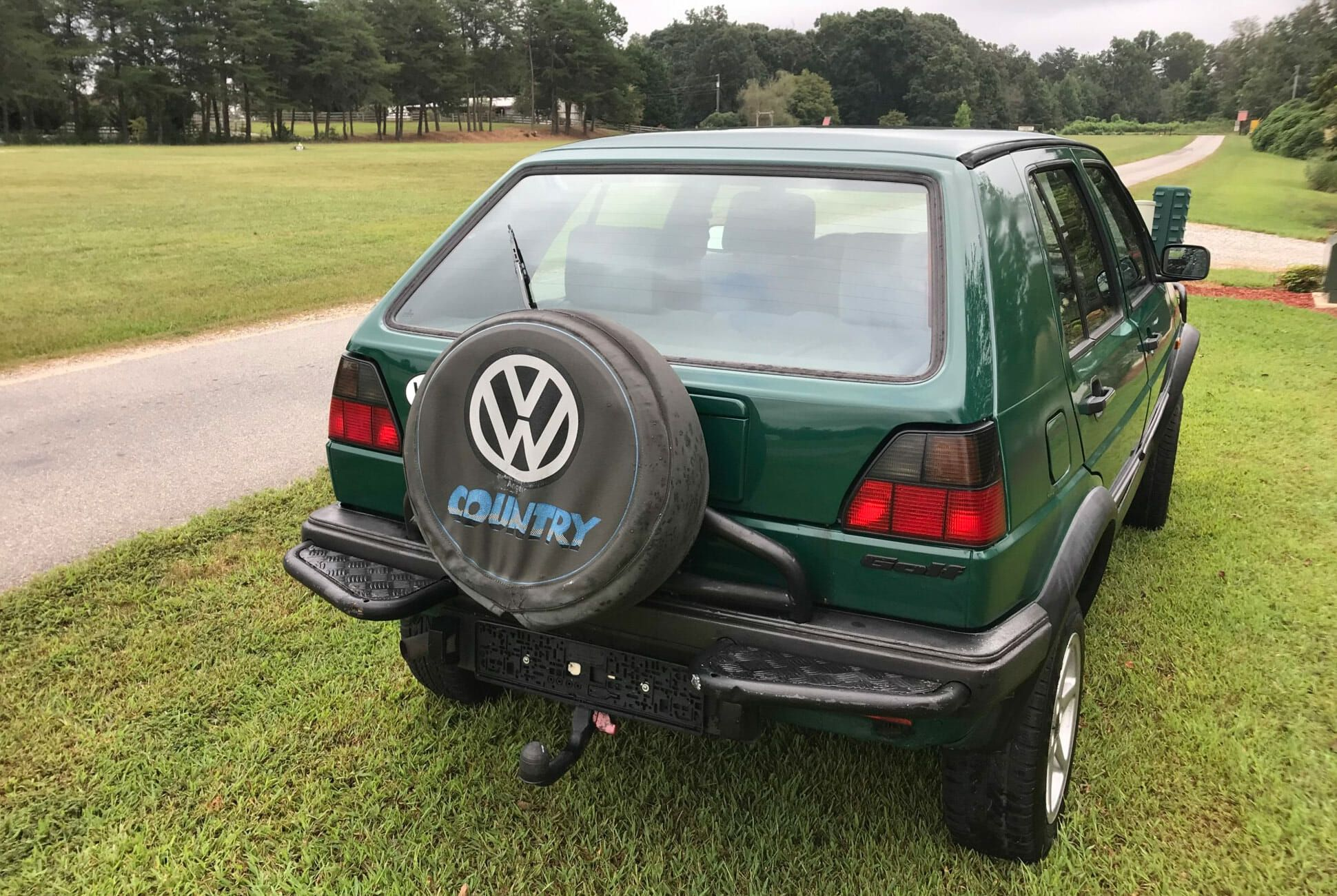 Volkswagen Golf Country 4x4 Syncro