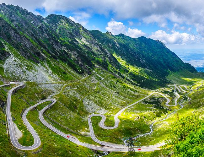 7 of the Best Driving Roads in Europe