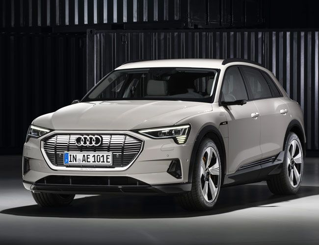At $75K, the Audi e-tron Will Be Way, Way More Expensive Than a Q8