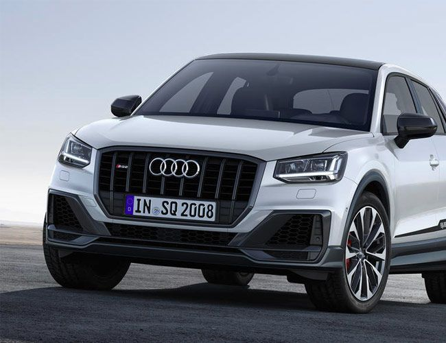 The New Audi SQ2 Is Just a Big Hot Hatch