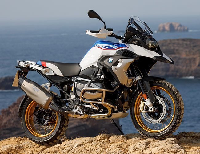BMW Overhauled Its Most Successful Adventure Motorcycle For 2019