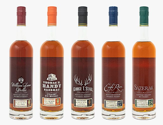 These Are the Whiskeys Collectors Will Be Hunting for This Fall
