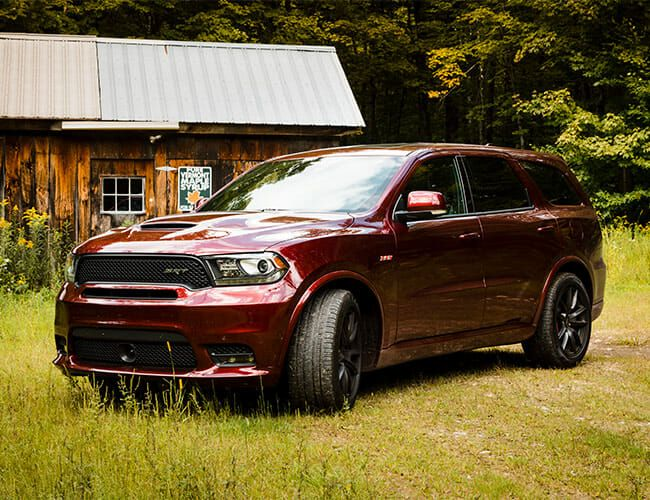 Could the Dodge Durango (Finally) Be Getting the Wild Engine It Deserves?