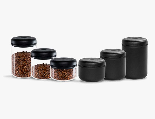 If You Like Fresh and Flavorful Coffee, Buy These Storage Vessels Now