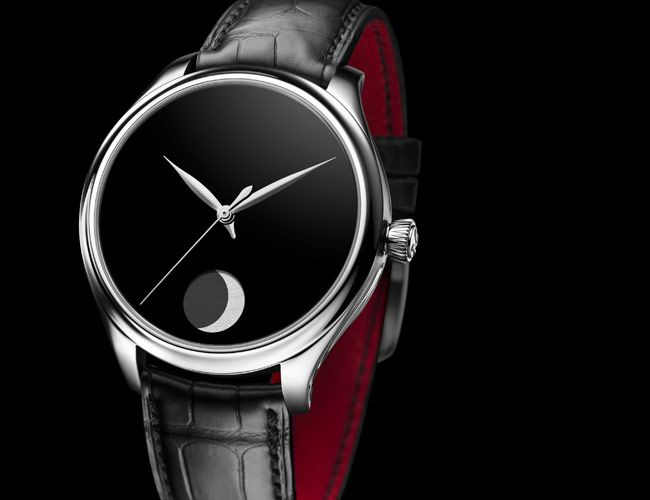 This Indie Watchmaker Just Made an Insane Moon Phase Watch