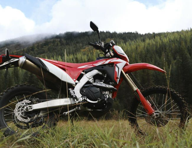 Honda Introduces a Day-Trip Adventure Motorcycle Built on High Performance