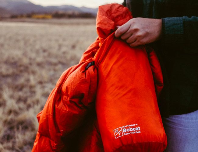 Ditch Your Sleeping Bag for This Discounted Trail Quilt