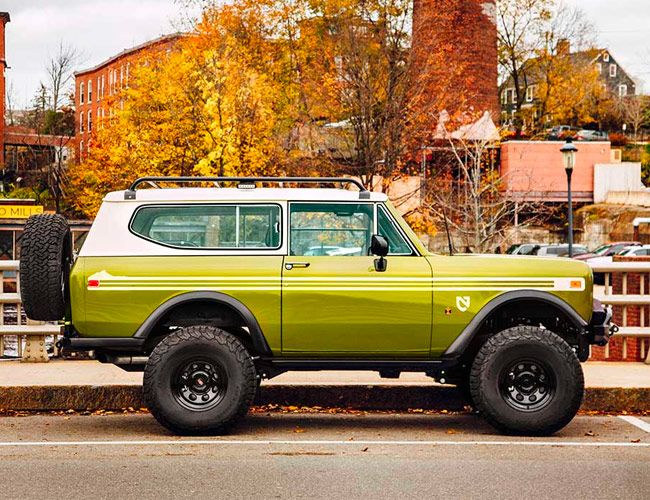 You Will Not Find a More Beautiful Custom Scout For Sale
