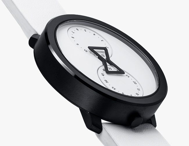 Another Uniquely-Designed Watch Finds a Home on Kickstarter