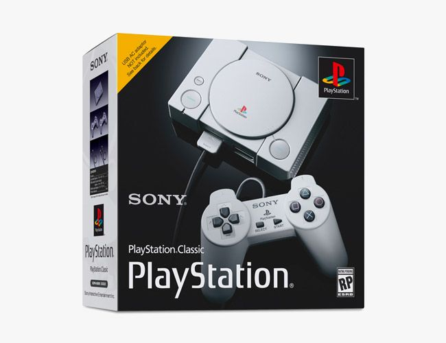 If You Grew Up With PlayStation, It's Now Your Turn to Get a Classic