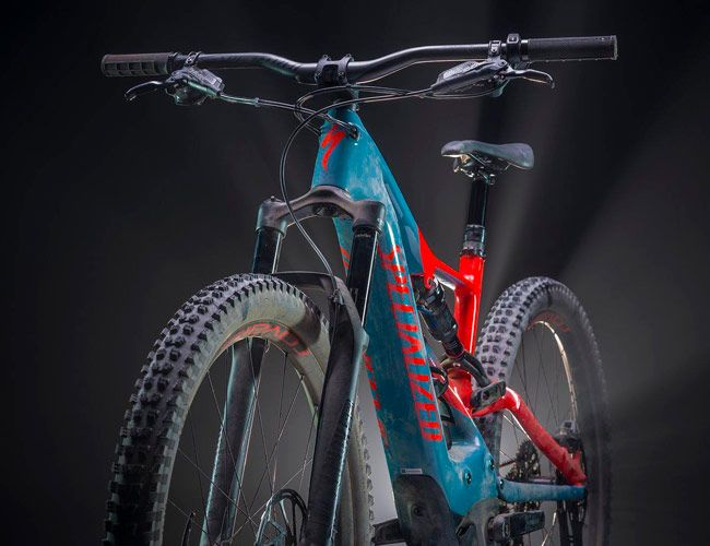 Hate E-Mountain Bikes? Specialized's New One Might Convert You