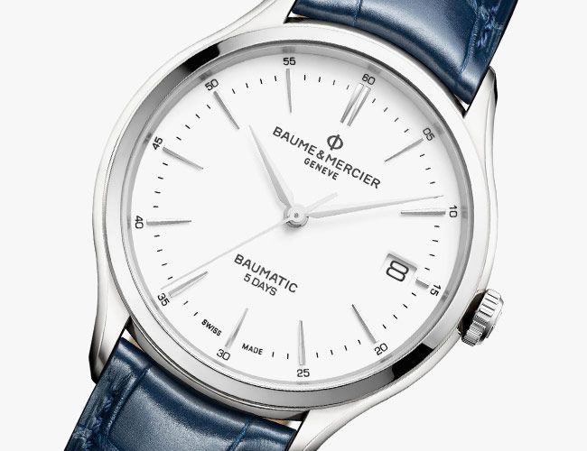 Power Reserve and Accuracy Are Boosted in the Clifton Baumatic