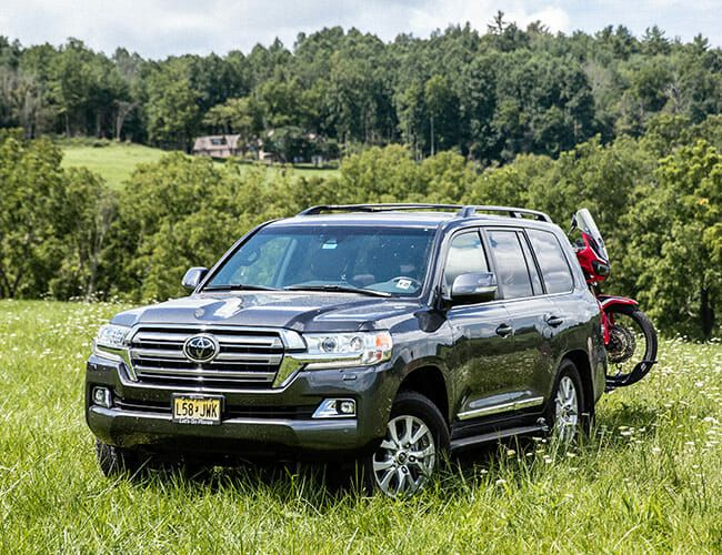 We May Have to Say Goodbye to the Toyota Land Cruiser