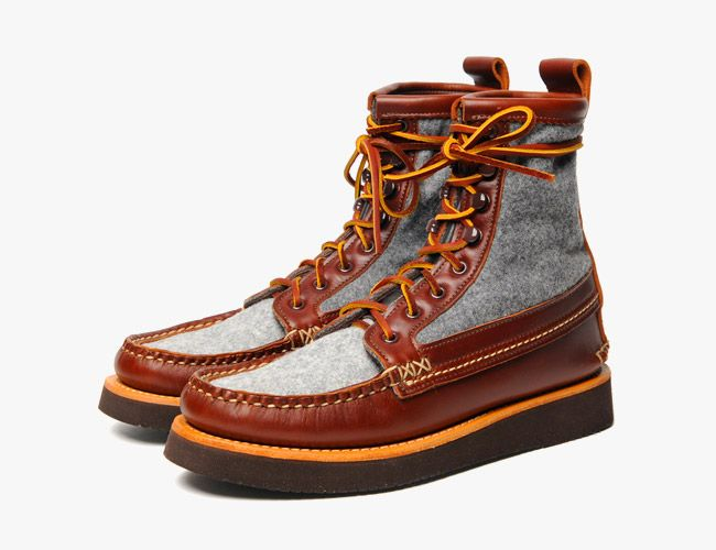 Yuketen's American-Made Guide Boots Are Why We Love Fall
