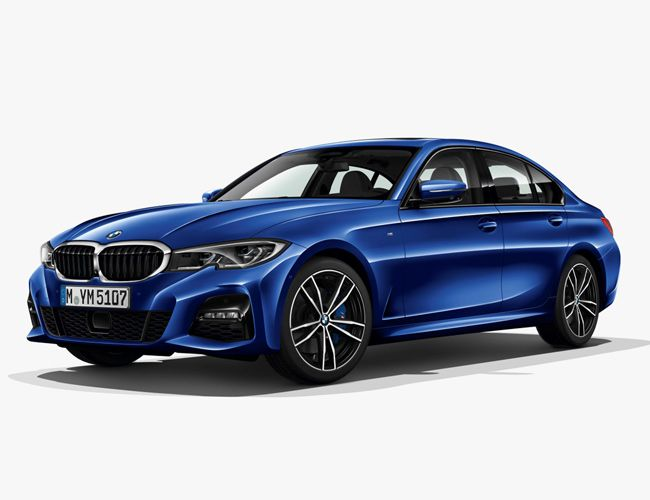 The All-New 2019 BMW 3 Series Is Here