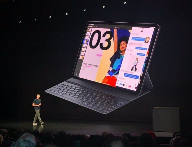 The New iPad Pro Is Sexier, Brighter, More Powerful and Has Face ID