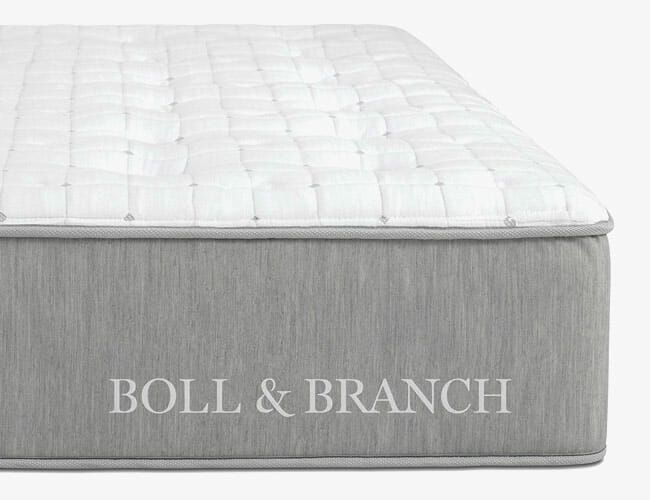 A Cult Bedding Brand Just Released a Handmade Mattress. And It Doesn't Have Memory Foam.