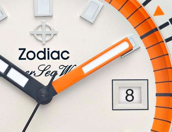 Zodiac's New Dive Watches Boldly Embrace Color
