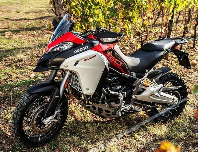 Ducati Multistrada 1260 Enduro Review: A Huge Leap Forward for Adventure Motorcycles