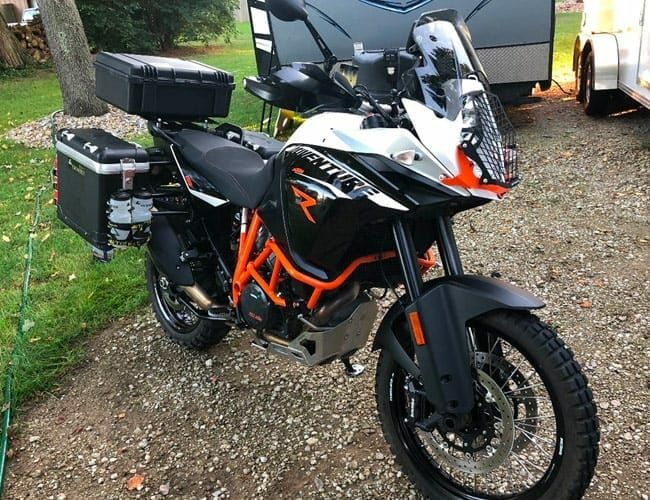 Get This Used KTM 1190 Adventure R And Save More Than $5,000