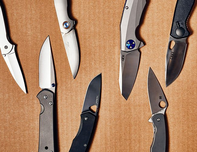 7 Pocket Knife Designers You Need to Know About