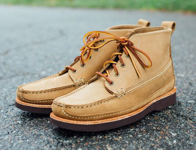These Waterproof Handmade Boots Are Some of the Best Available