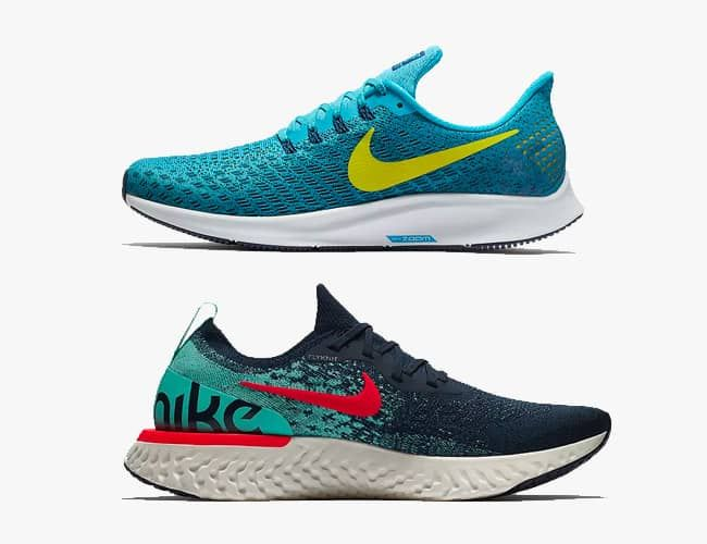 Two of Nike's Top Performing Running Shoes Are on Sale Today