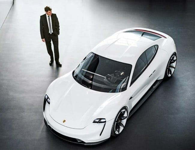 The Future of Porsche Will Be Priced to Fight Tesla