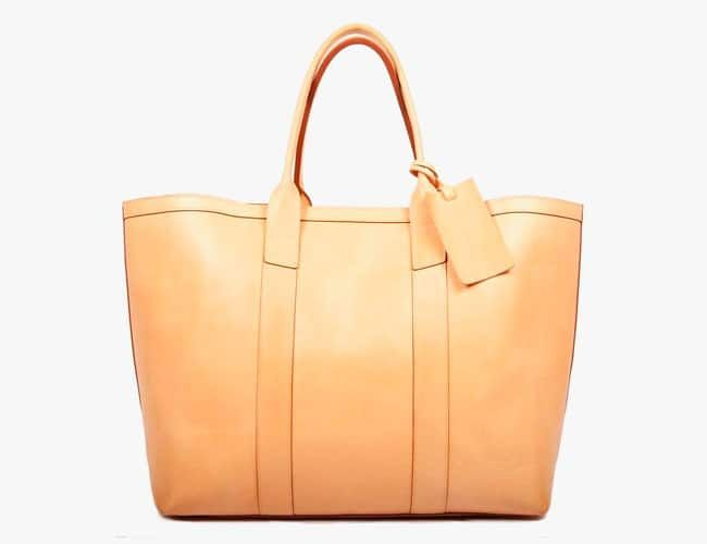 This Leather Bag Will Only Get Better with Time