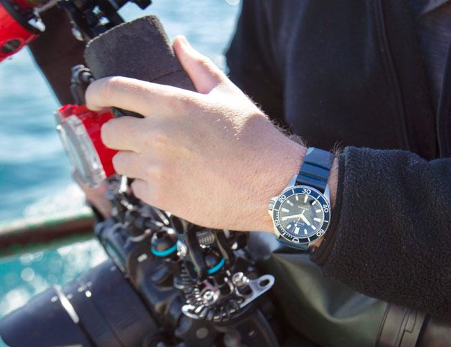 Shinola Releases Three New Dive Watches With Mechanical Movements