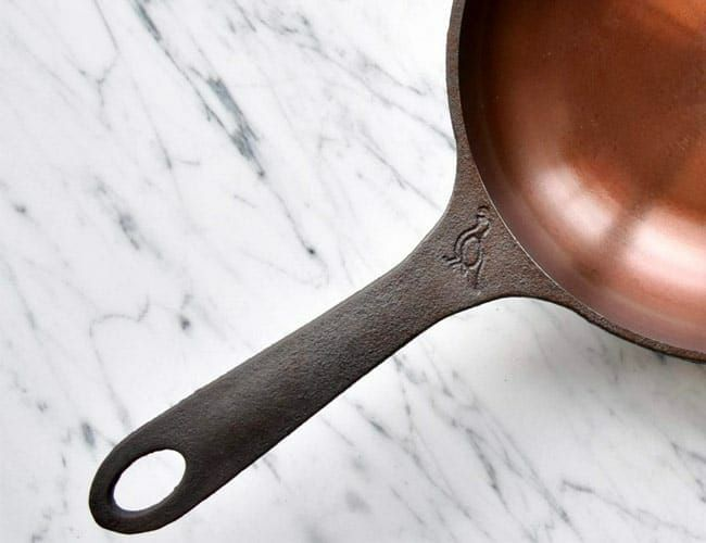 One of Our Favorite Cast-Iron Brands Just Made the Perfect Breakfast Skillet