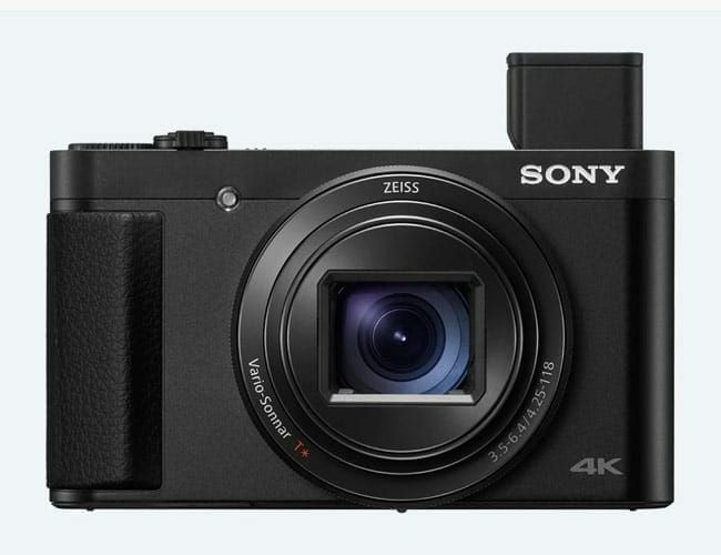 Sony's Awesome New Travel Camera Is Tiny and Can Zoom Big
