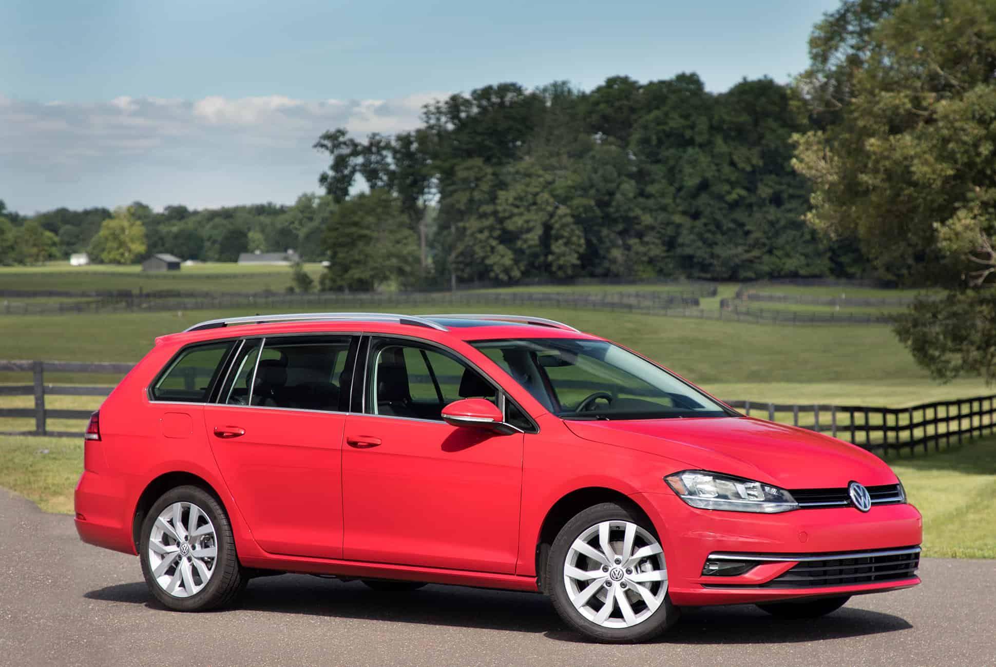 VW Golf Sportwagen >> Volkswagen Sportwagen Review Practicality For Enthusiasts