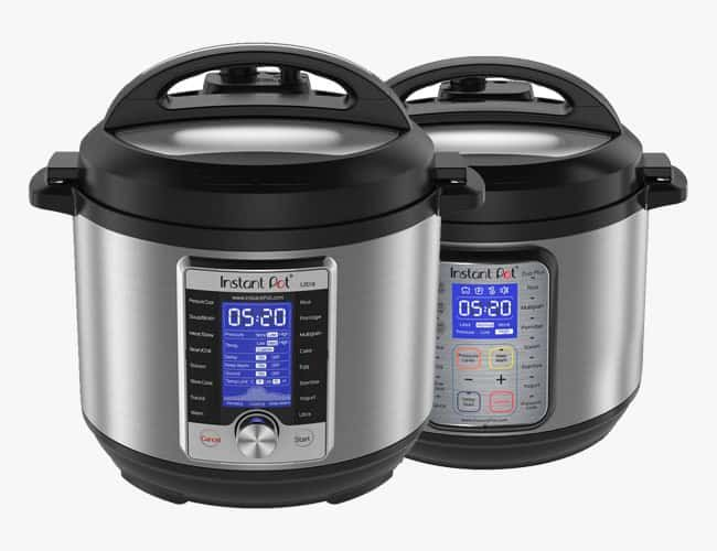 Instant Pots Are on Sale During Black Friday. These Are the Models to Buy